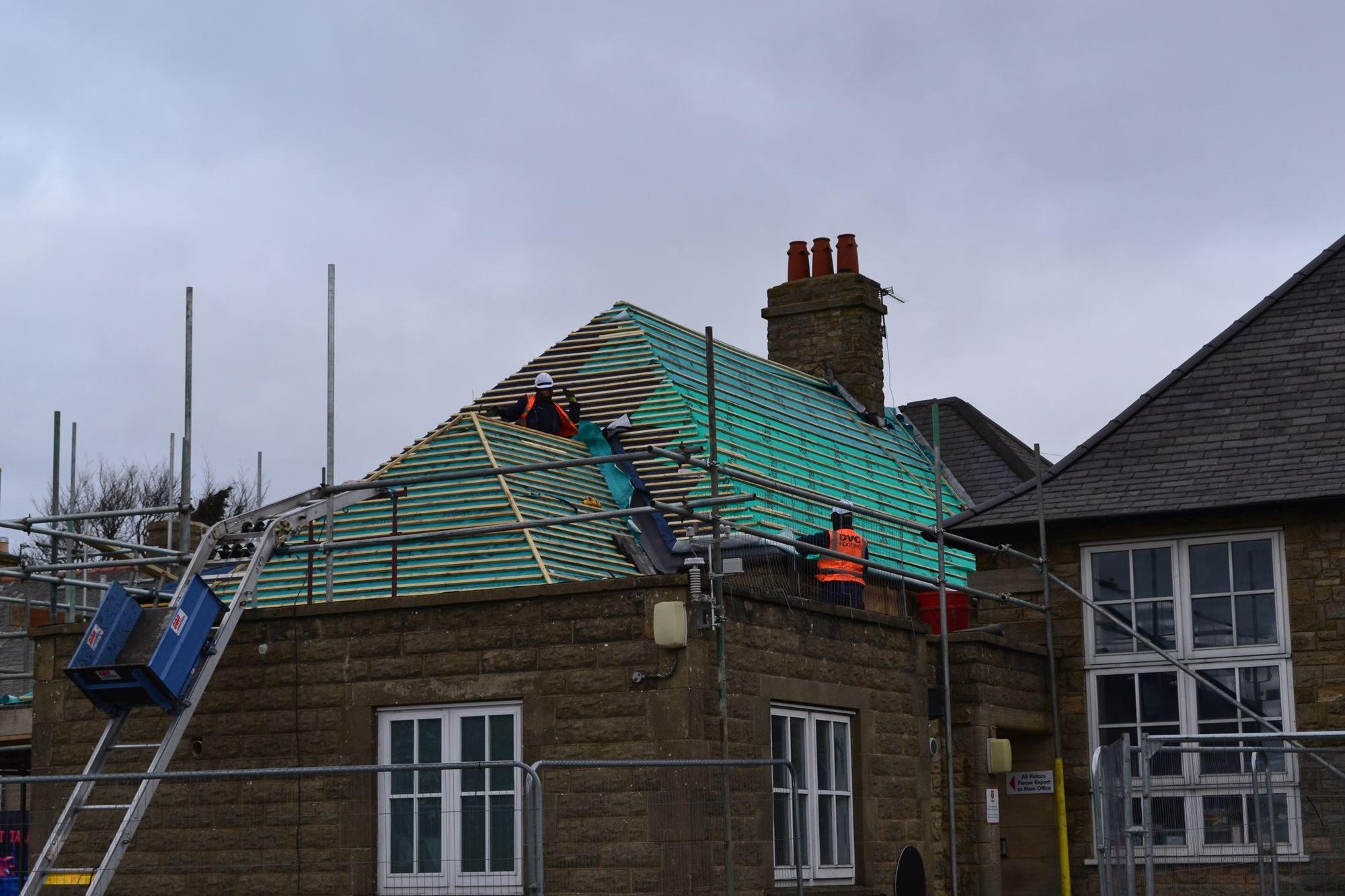 Durham Roof Renewal Dvc Roofing