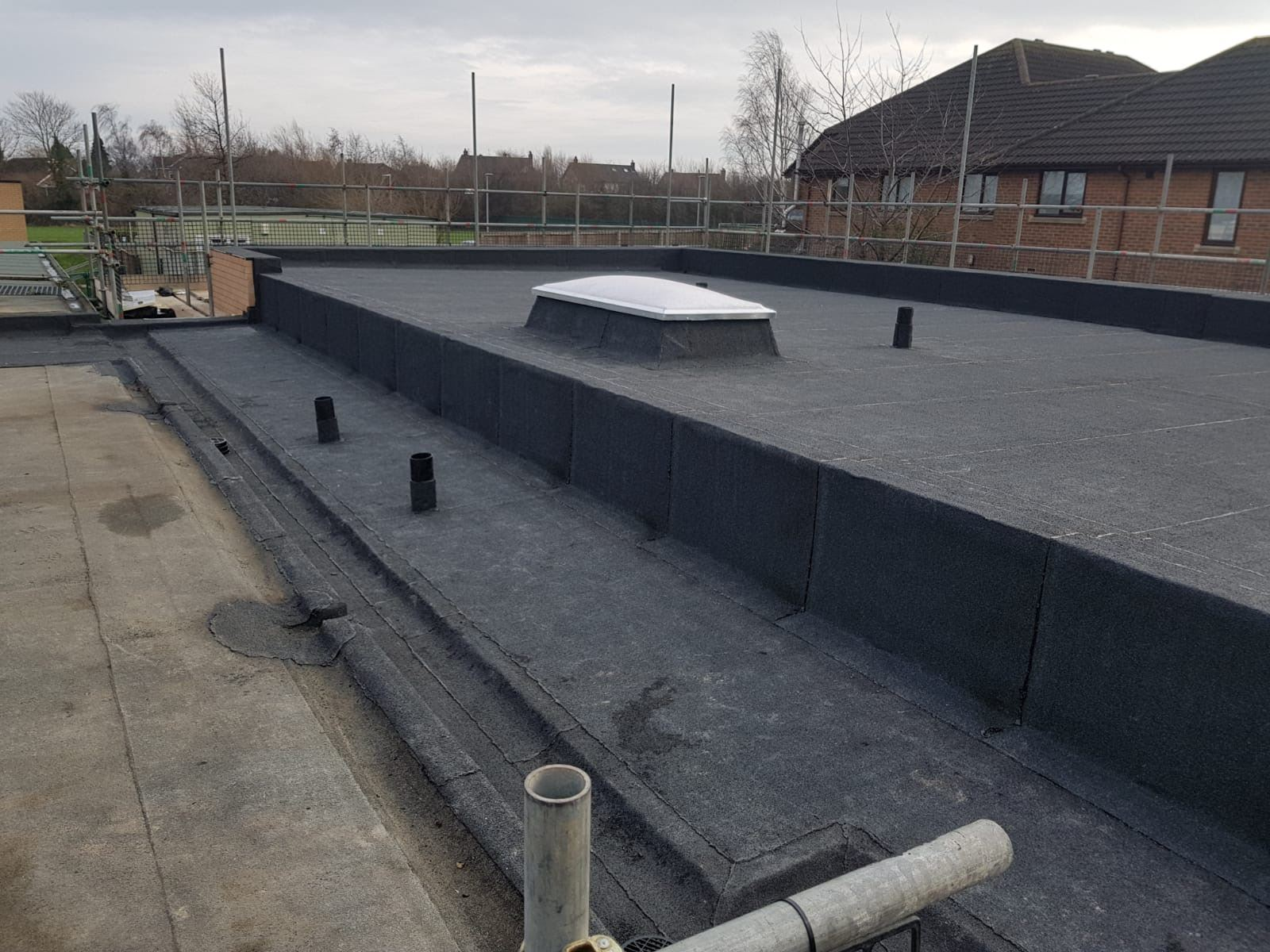 Flat Roof Works